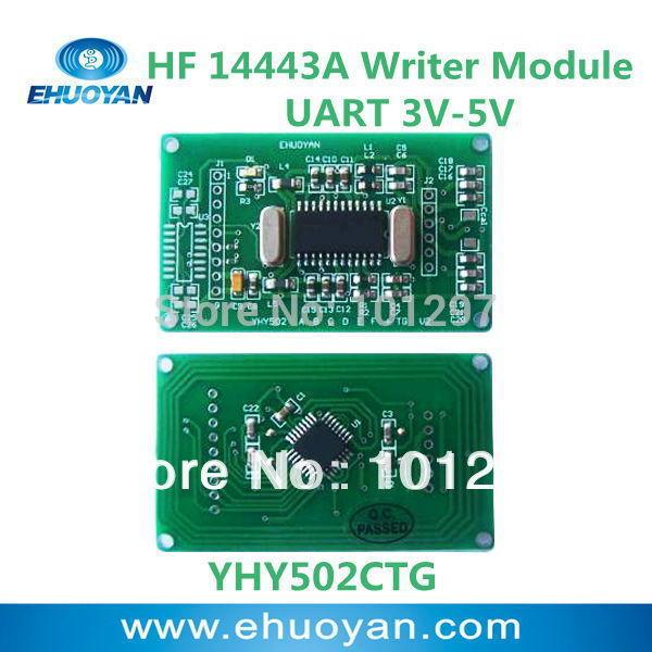 1356Mhz USB RFID Reader/Writer Module - emarteecom