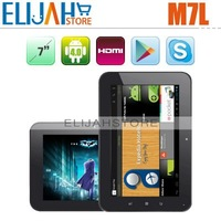 "SG Post Free Shipping Aoson M7L Android 4.0 MID 7"" Capacitive 8GB A13 Camera Tablet 7 M7LB"