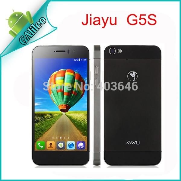 Оригинал JiaYu G5S G5 телефон MTK6592 1.7 ГГц Octa ядро 2 ГБ оперативной памяти 16 ГБ ROM 4.5