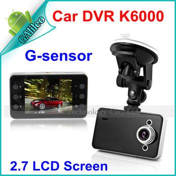 Car Camera Novatek ChipsetFHD 1920*1080P  Car Video Recorder  25FPS 2.7 inch TFT Screen with G-sensor Registrator Car DVR