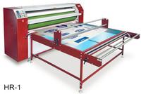 Heat Transfer/Press Machine, Roller Auto-sublimation Printer, L1200*W375mm, Print T-shirt, Fabric, Glass, Metal, Ceramic, Wood