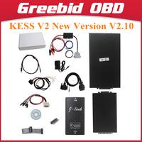 High Quality V1.89 KESS V2 OBD2 Manager Tuning Kit NoToken Limitation Kess V2 Master Update by CD