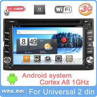 "7"" Capacitive Screen Android Car GPS DVD Player 3G WiFi Hyundai Santa Fe Tucson Sonata Elantra Getz Matrix Tiburon I20 Lavita"