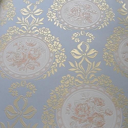 Klassieke bloem behang 3d roll modern voor muren roll kinderen muurschilderingen papel de parede - Modern behang voor volwassen kamer ...