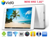 "Hot Sale Yuandao 7.9"" Mini pad android tablet pc Vido m1 Mini one IPS screen RK3188 1.8GHz 2GB 16GB 5.0MP Camera Bluetooth"