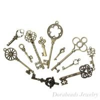 Ювелирное украшение для волос Dorabeads 9.8x5.2cm, 2 B26044