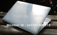 13.3 inch Aluminium ultrabook slim gaming Laptop computer Intel celeron 1037U 4GB RAM 128GB SSD HDMI LED Webcam laptop notebook