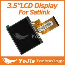 Satlink 3.5 inch HD TFT LCD Screen LCD display for 6902 6905 6906 6908 6909 6912 6918 6922 free shipping(China (Mainland))