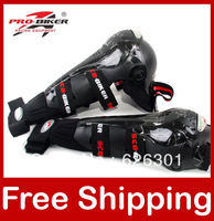 Motorcycle Knee and elbow pads Protector Moto Racing Protective Gear PRO-BIKER P04 Free Shipping
