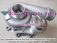 NEW K04 53049880023 53049700023 06A145704Q TURBO Turbocharger Fit For Audi S3 TT 8N Seat Leon 1.8T Cupra R BAM BFV 1.8L 240HP