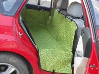 Top Quality  4 colors Pet Dog Car Rear Back Seat Carrier Cover Pet Dog Mat Blanket Hammock Cushion Protector 160*130*35CM
