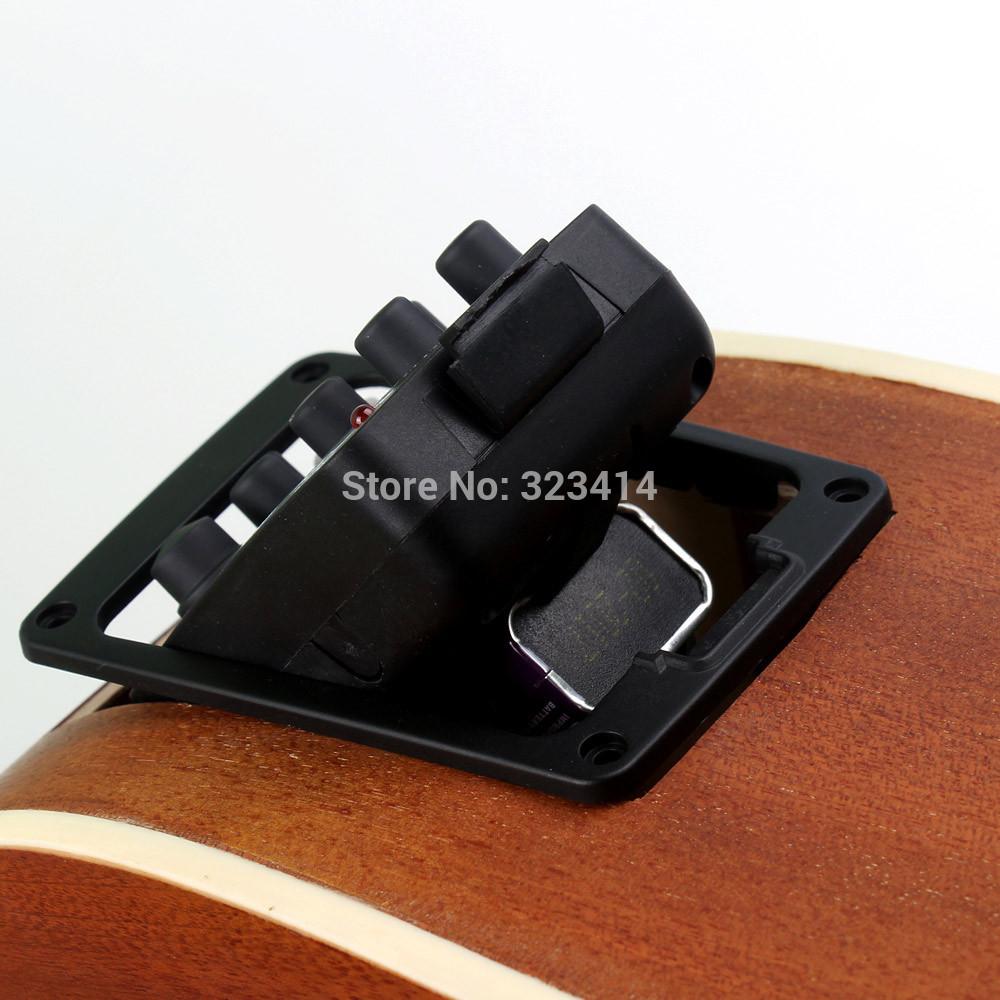 guitar tuner microphone: