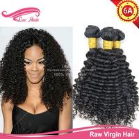 Hot selling afro kinky human hair Virgin Malaysian Kinky Curly Hair queen weave beauty ltd Afro Kinky Curly Hair