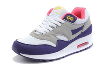 hot!2013 New Arrived me women athletic shoes Max 87  Runnig shoes Free Shipping!!