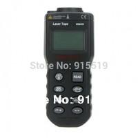 MASTECH MS6450 Laser Guide Ultrasonic Distance Measurer Meter Tester Estimator Range Finder