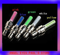 high quality & very fast fireflys,wheel lights,Bicycle Flashlight,LED Bike Light,Bicycle Valve Core Light 100pcs/lot