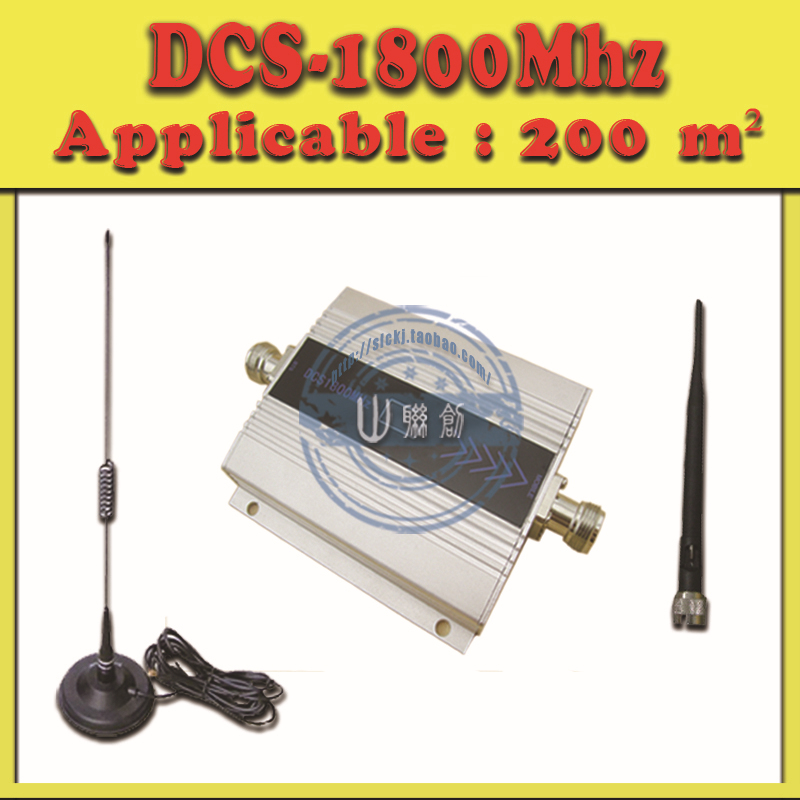 LCD Display! GSM 1800 Mhz Repeater/Booster/Amplifier/Receivers, DCS cell phone mobile signal repeater/booster/amplifier/enhancer(China (Mainland))