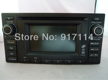 Clarion CD player PF-3304B-A SUBARU 86201SC430 for 2012 Forester OEM car radio WMA MP3 USB Bluetooth Tuner
