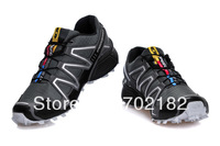 new arrival 2013 salomon Running shoes   men , sport running shoes mens sneakers  colorway Salomon men shoes