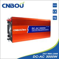 3000W input 48V output 220V pure sine wave power inverter