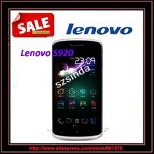 Original Lenovo S920 MTK6589 Quad Core mobile phone Android4.2 1GB Ram 4GB Rom 5.3 inch Russian multi language WCDMA Cell Phone(Hong Kong)