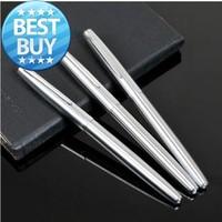 Hero 338 steel iridium fountain pen. Full Metal Jacket. Ultra-fine writing pens