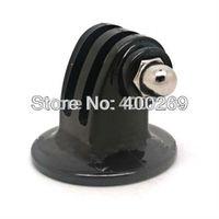 Free shipping 10pcs/lot  gopro mount adapter 1/4 Tripod Mount Adapter for GoPro Hero HD and SJ4000 camera mount adapter GP03
