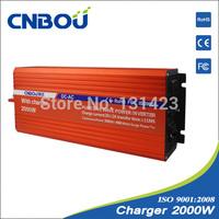 2000w 12v power inverter battery charger