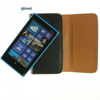 For Nokia Lumia 920  Leather Pouch Holster Case with Belt Clip Free Shipping-NK002