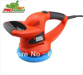 Free shipping Party 220v small waxing polishing machine car furniture floor polisher(China (Mainland))