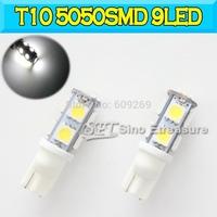 Best Quality T10 W5W LED T10 Led Lights 5050SMD 9LED 168 194 501