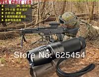 lanternas XM-L T6 led flashlight 2000 High Power Torch Zoomable LED Flashlight Torch light For 3xAAA or 1x18650