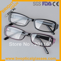 Soft Free shipping  low price full rim soft plastic spectacles 2515