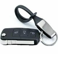 Car MENU black titanium key chain/Denmark second-generation key chain trinket sweethearts birthday gift (innovative items)