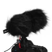 Newest!!! Aputure V-Mic D1 Directional Condenser Shotgun Microphone for Canon Nikon Sony Pentax Panasonic  Freeshipping