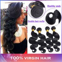 5A Unprocessed Brazilian Virgin Hair Body Wave 4 Bundles Brazilian Weave New Star Cheap Brazilian Body Wave Modern Show Hair