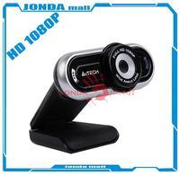 Full-HD Webcam A4tech pk-920h 1920 * 1080 Webcam HD 1080P  Camera 1600 megapixel skype msnbuilt-in Microphone