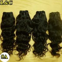 Queen Hair Products Brazilian Water Wave 4Pcs Lot,Grade 5A,100% Human Virgin Hair Free Shipping