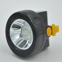 Rechargeable LED Miner Cap Lamp KL2.5LM(B)