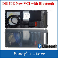 With ARM chip ! new vci (2013.3+Keygen) Software for TCS CDP + pro plus with Bluetooth ds150 ds150e + LED+ Plastic box +DHL Free