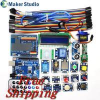 Advanced Electronic Module for Arduino Kit with Button/LED/Sensor/RF/Servo/LCD/Makerduino Better Than Arduino UNO R3