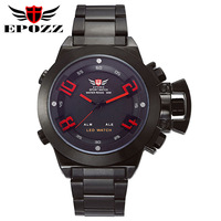 2013 costo envio gratis outdoor waterproof mens business analog watches dropship reloj resistente al agua relogios militares