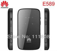 Huawei E589 4G LTE 100M Pocket Mobile WiFi/MiFi Wireless Modem Router Unlocked Free Shipping