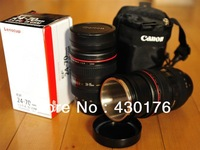 FreeShipping!! Scalable lens mug EF 24-70mm 1:1F/4L IS USM telescopic Lens coffee Mug Cup(Zoom Version)