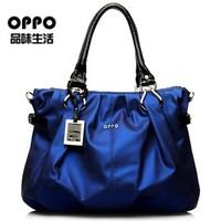 Hong Kong OPPO brand women handbags Korean version of messenger bags fashion PU leather handbag shoulder bag free shipping