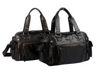 fashion pu leather travel bag luggage business bag for travel new traveling bag organizer travel bag luggage for men MODHB00716