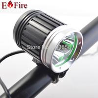 DHL free shipping 3800 Lumen CREE XM-L 3*T6 Bicycle Light LED Light + Battery 6400mah & Charger