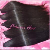 "Unprocessed Virgin Malaysia hair Straight Hair 8""-24"" 3pcs/lot Human hair weave bundles Mix length Free shipping Natural Color"