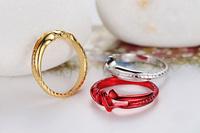Neon Genesis Evangelion,EVA Ring, Cosplay Eva jewelry