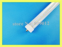 FA8 single pin LED tube light lamp SMD 2835 LED fluorescent tube T8 LED lighting tube 2400mm 2.4M 8ft 4000lm 38W free shipping